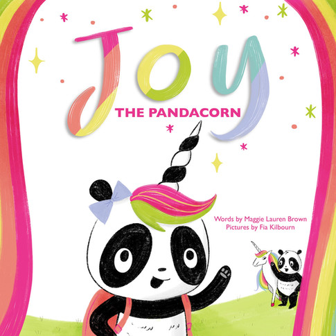 Joy the Pandacorn