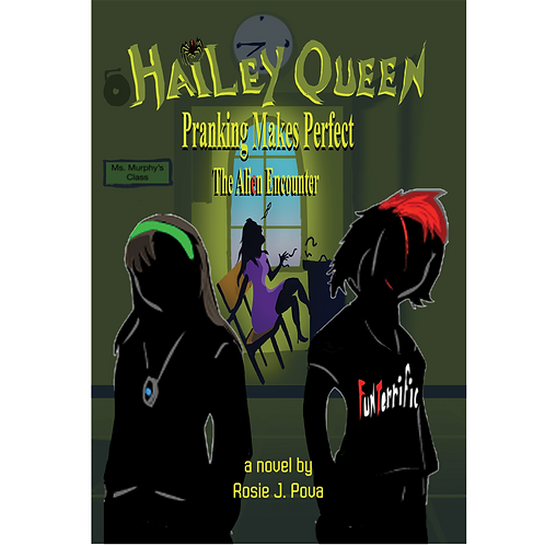 Hailey Queen Pranking Makes Perfect: The Alien Encounter