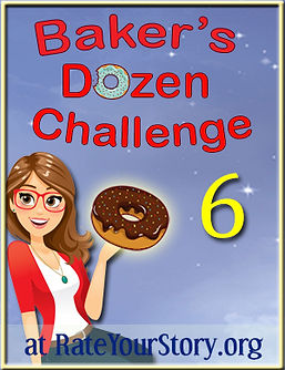 Number 6 badge Baker's Dozen Challenge.j
