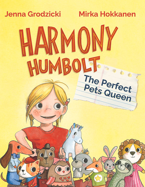 Harmony Humbolt: The Perfect Pets Queen