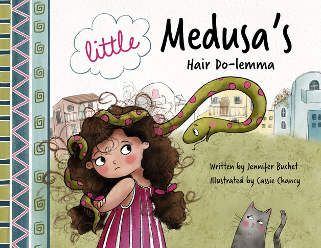Little Medusa's Hair Do-lemma