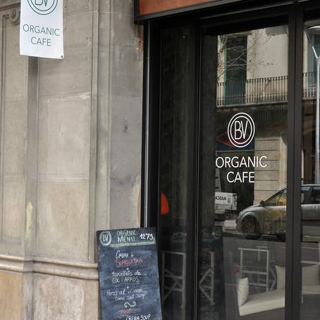 Buenaventura Organic Café – Barcelona