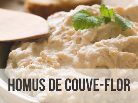Homus de Couve-flor