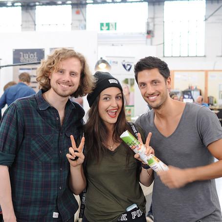 Veggie World 2017 Düsseldorf – ein Schlaraffenland – triff Youtuber, Paex, NOA und vieles mehr