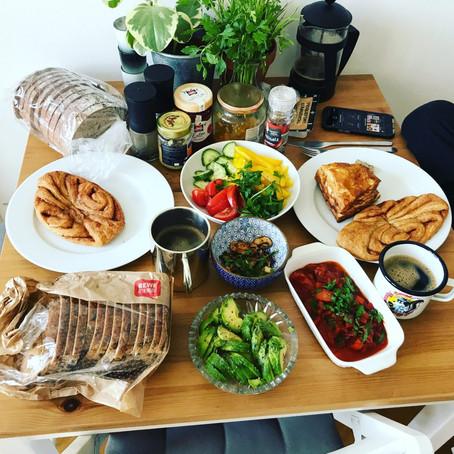 Vegan Frühstücken mit Kamps