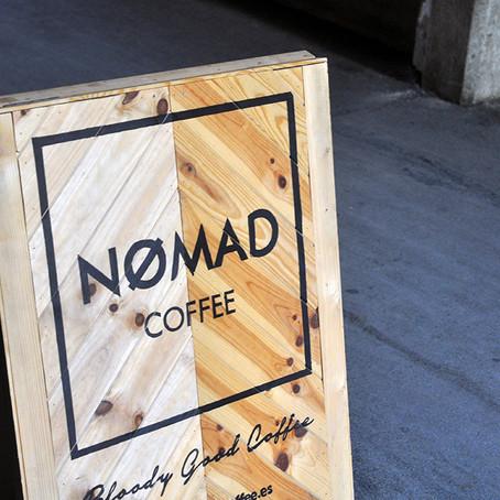 Nømad Coffee Barcelona