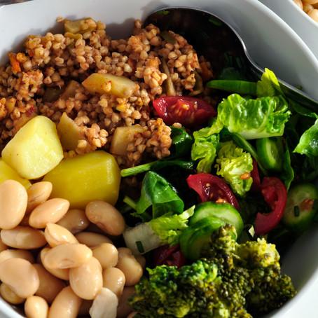 Buchweizen mal anders – in Lunch Bowls!