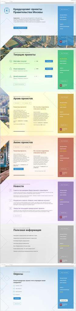 Краудсорсинг-проекты Москвы