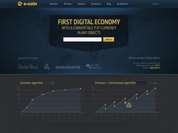 E-coin concept