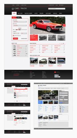 Шаблоны для Flynax Auto