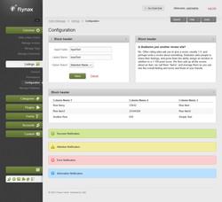 Админ-панель Flynax