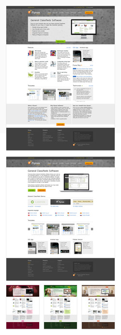 Flynax products pages