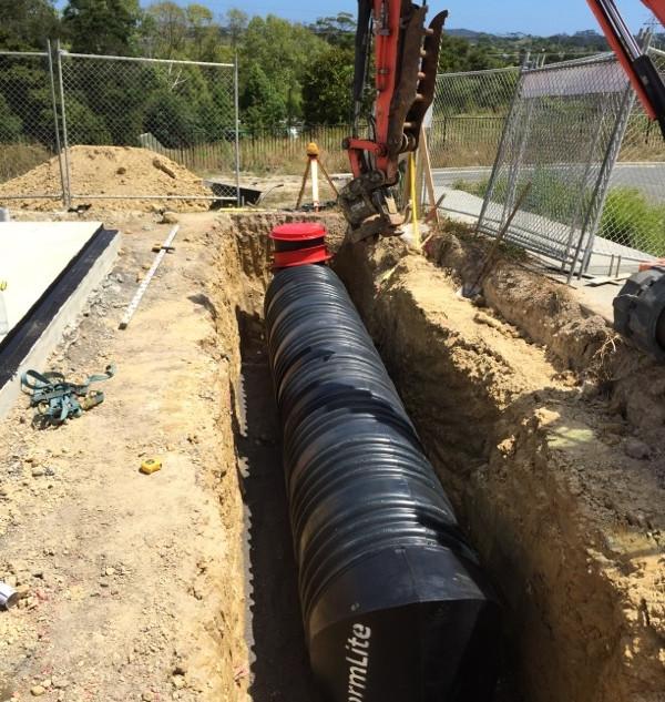 ADP tank installation