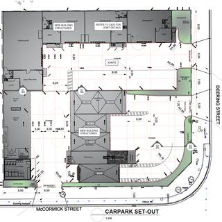 Car parks design