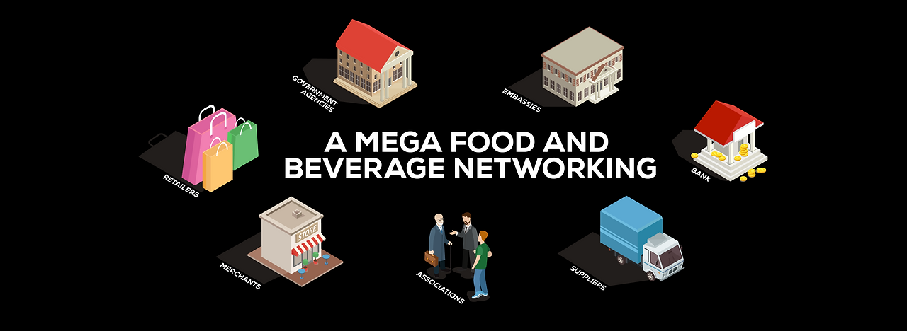 Singapore's Mega Food and Beverage Networking