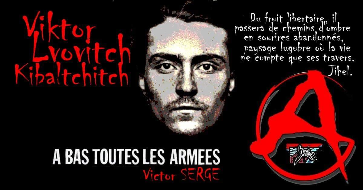 Jihel...anarchie