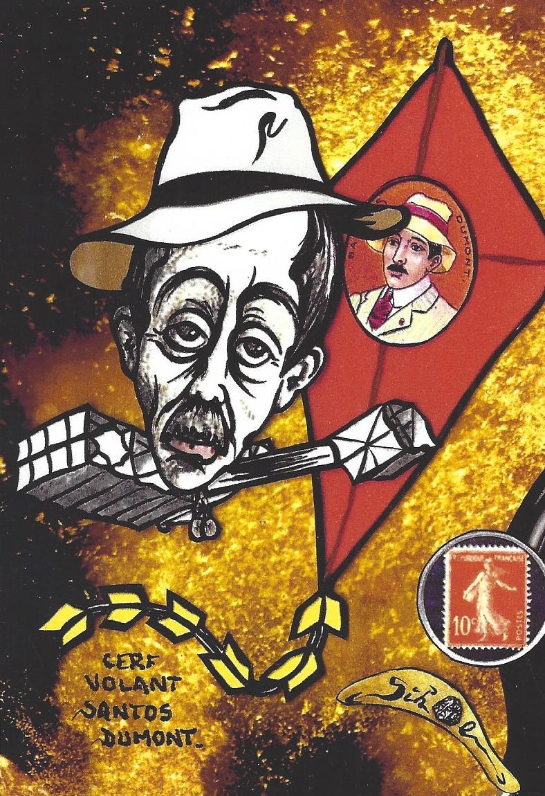 Santos Dumont 1)