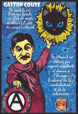 Couté Gaston_anarchie