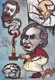 Louise Michel-Clemenceau-Viticole 1907 (