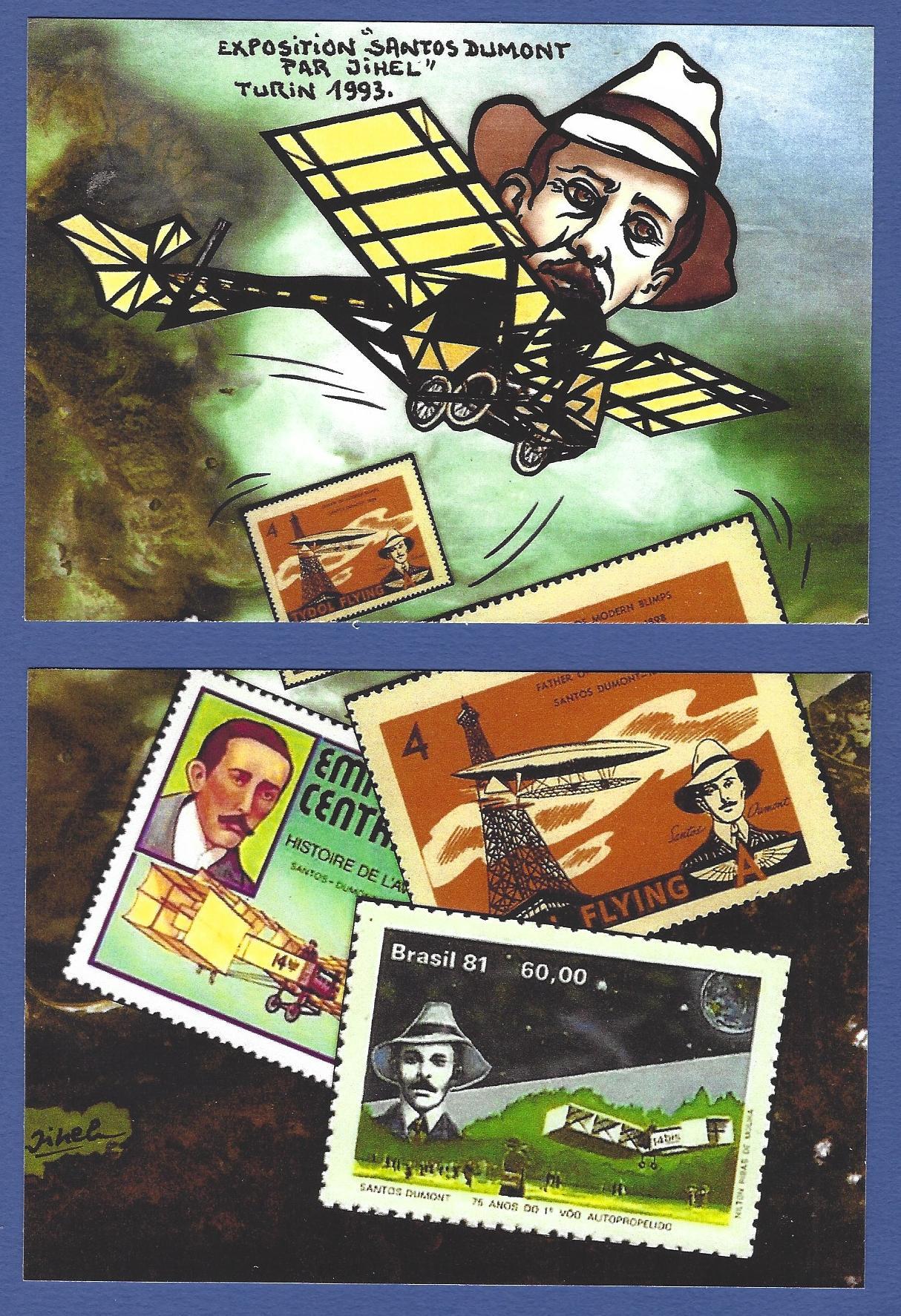 Santos Dumont 2)