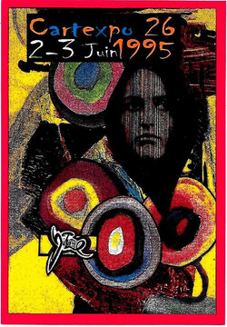 Joan Baez carte expo 26...2et 3 Juin