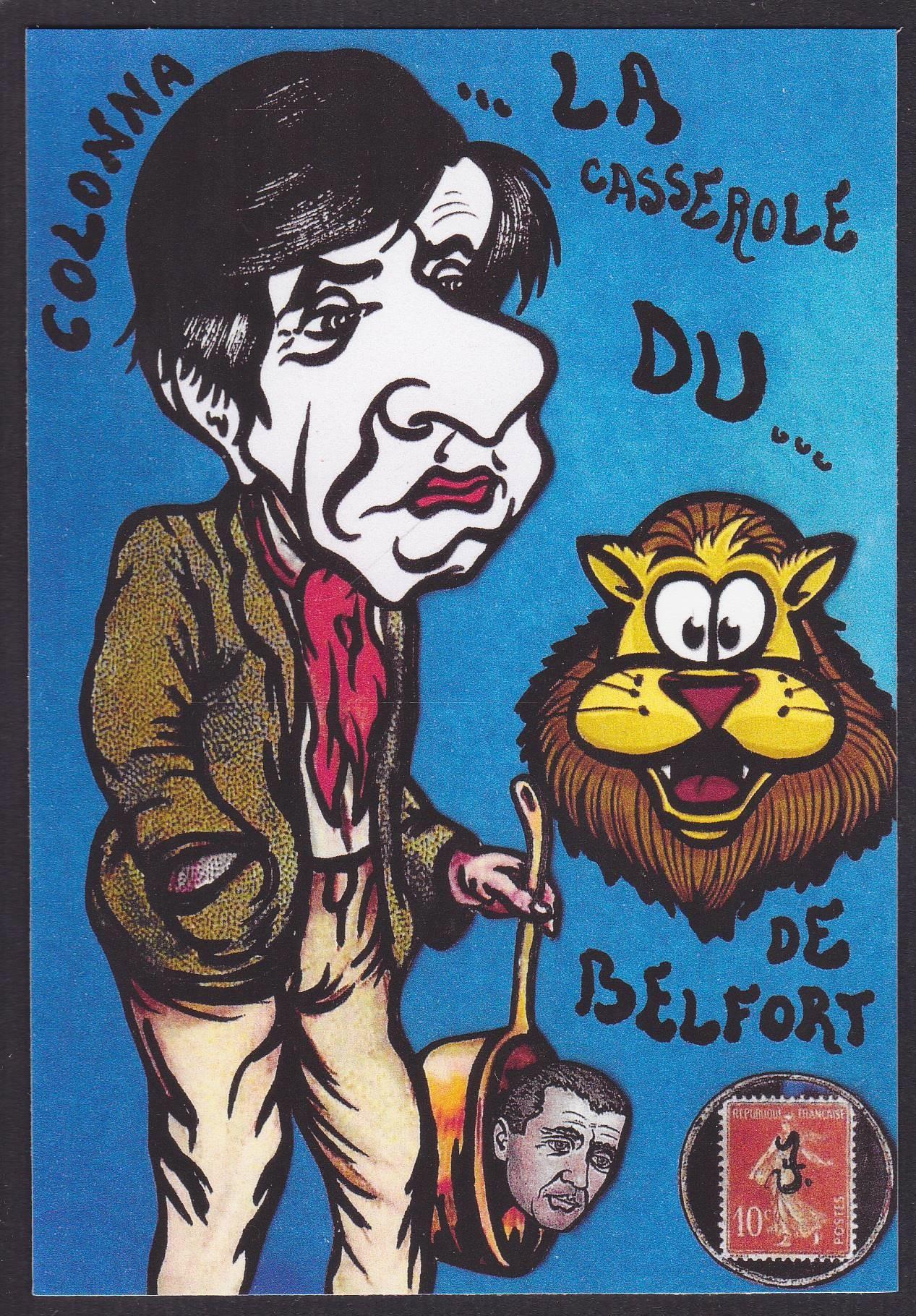 Corse + Belfort