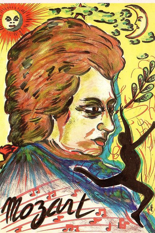 Mozart bicentenaire de sa mort 91  franc-maçonnerie