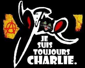 Signature je suis toujours Charlie.   -
