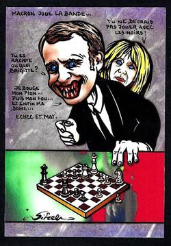 Échecs Macron