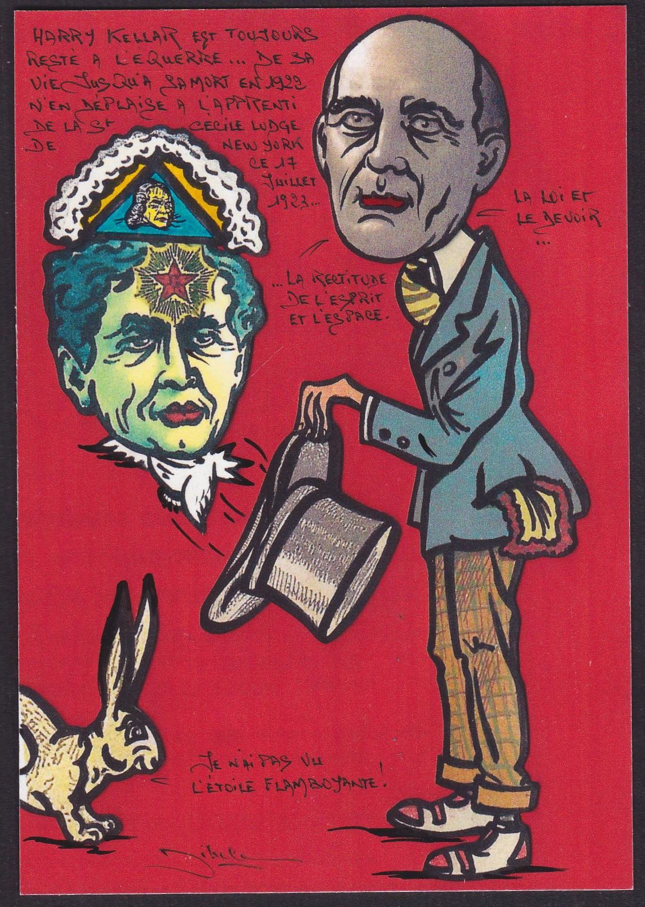 Houdini-Magie (5)