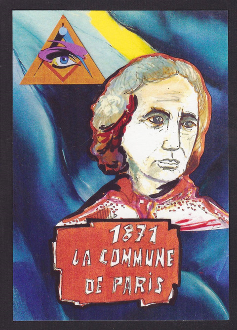 Lenzi-Louise Michel-La commune..jpg