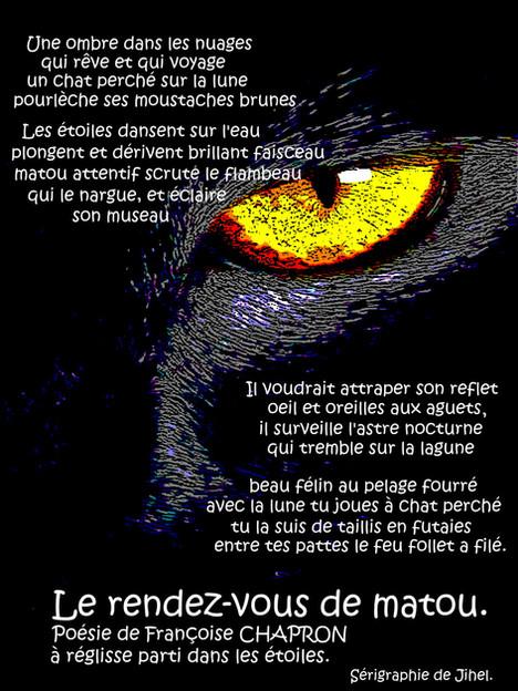 Chapron, Le rendez-vous de Matou..jpg