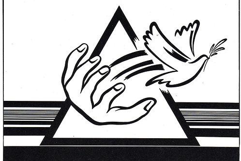 dessin pour la paix, Beaucaire, bicentenaire de la révolution