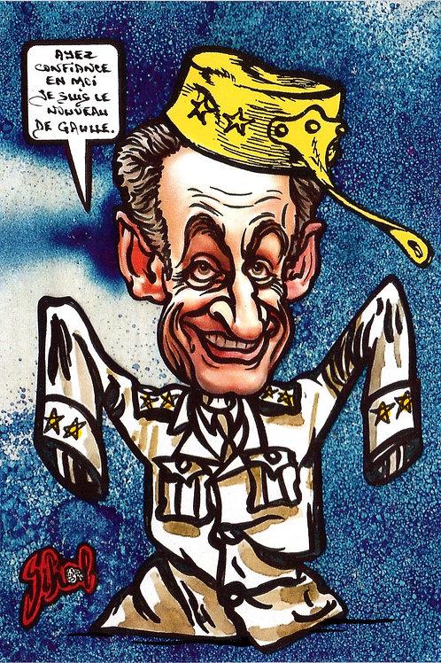 Sarkozy..De Gaulle