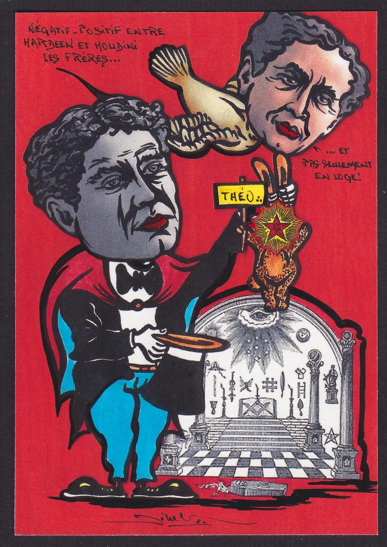 Houdini-Magie (3)