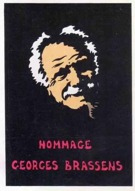 Brassens 85.Essai de couleur,4 ex..jpg