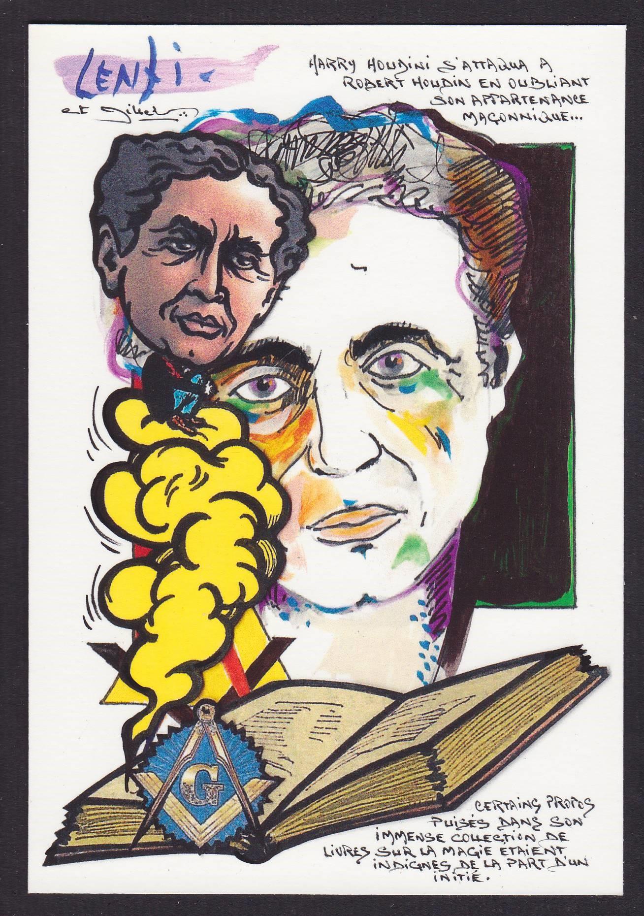 Houdini-Magie (1)