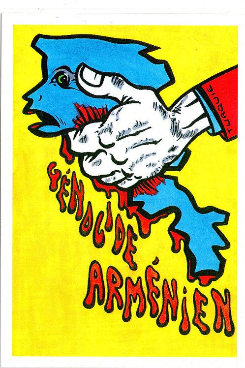 90iéme anniversaire du génocide arménien