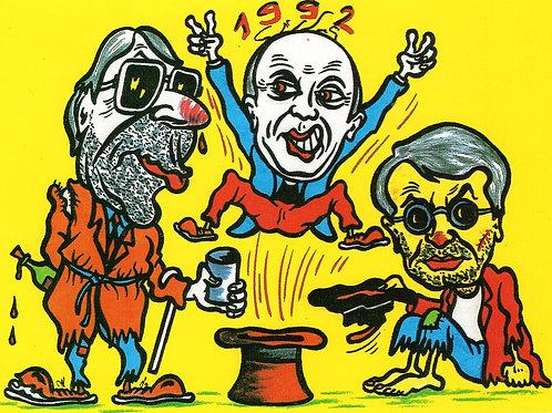 générale élection 92