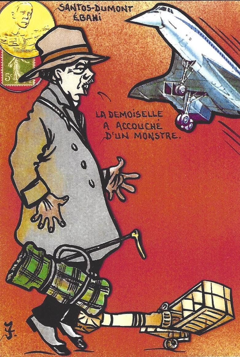 Santos Dumont )