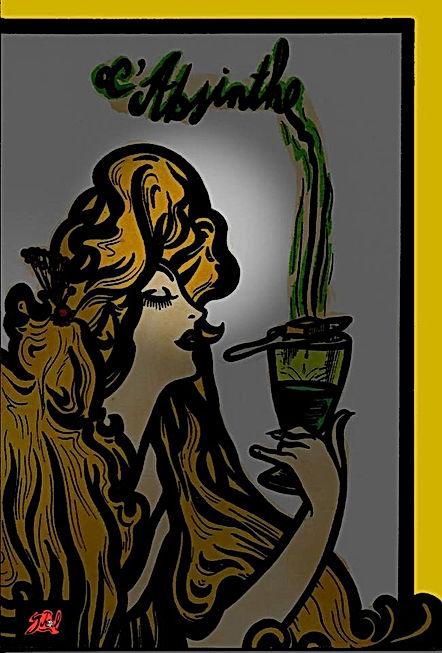 Jihel absinthe