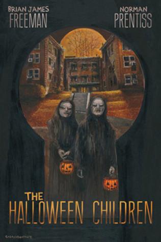 halloween children