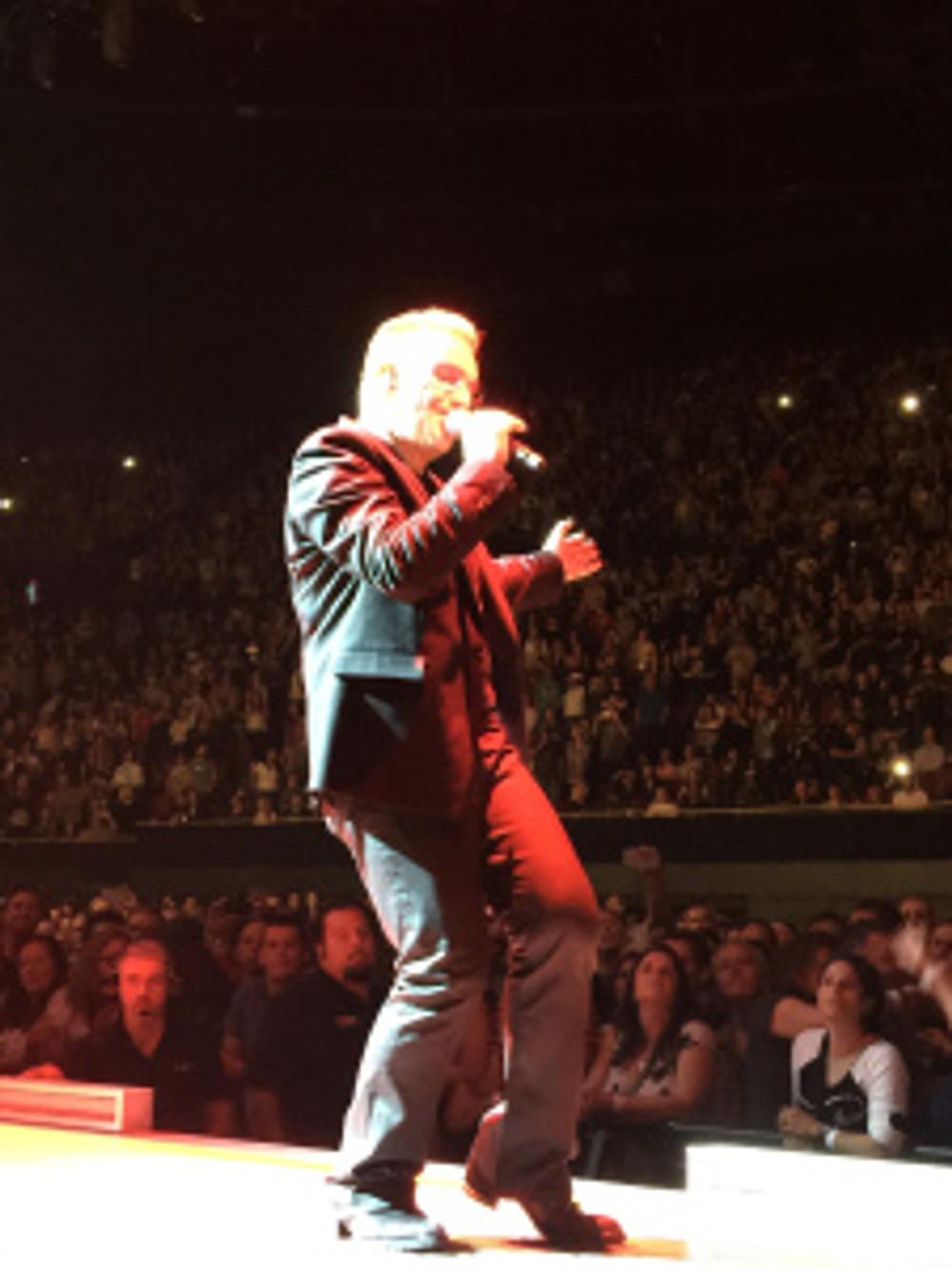 U2 2015 Forum Pics - Bono