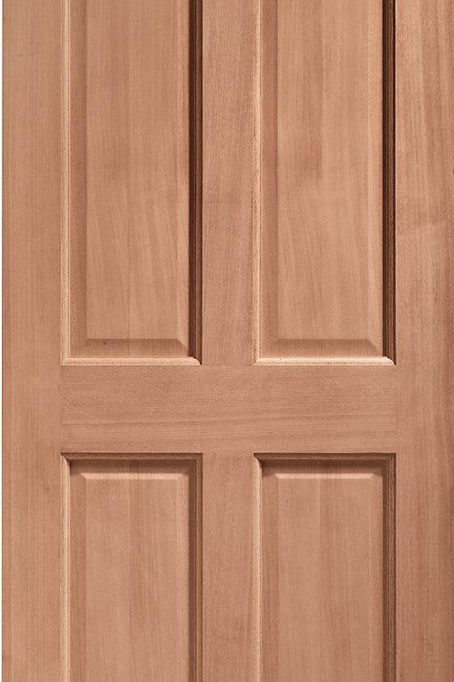 Hardwood London 4 Panel