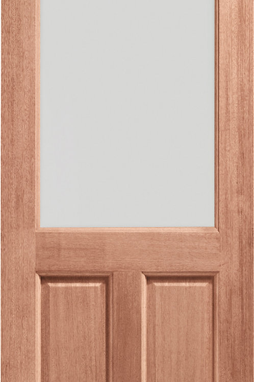 Hardwood 2XG with Clear Glass
