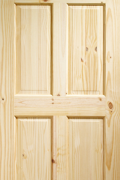 Knotty Pine Colonial 6 Panel