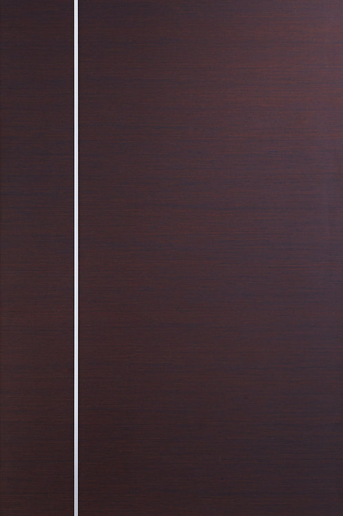 Pre-Finished Caserta Wenge Fire Door