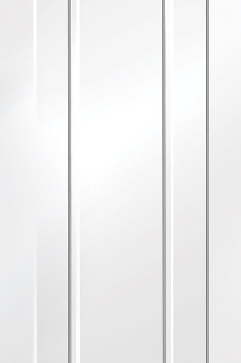 White Primed Worcester Fire Door
