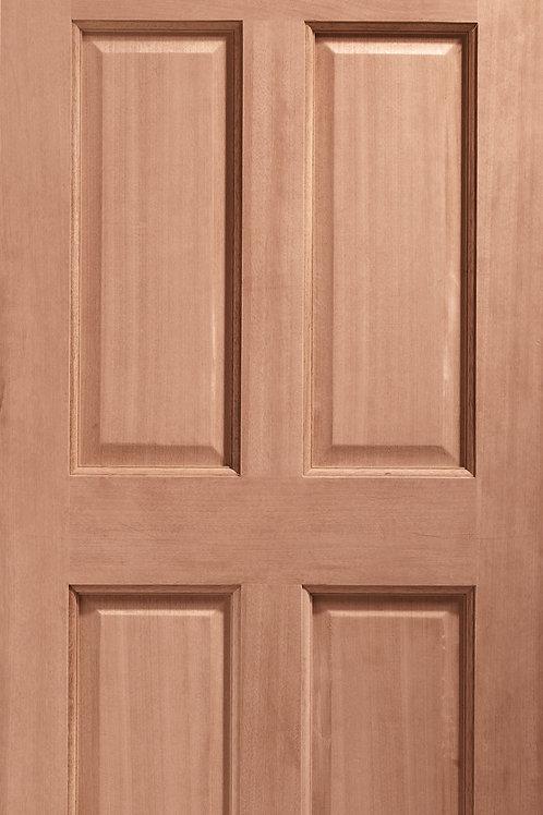 Hardwood Colonial 6 Panel