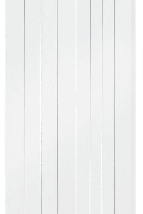 White Primed Suffolk Bi-Fold